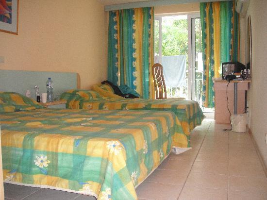 Hotel Orchidea: das Zimmer