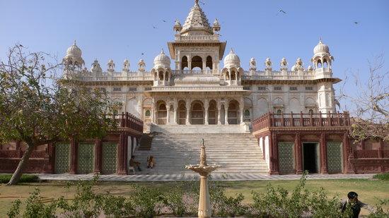 جودهبور, الهند: Jaswant Thada