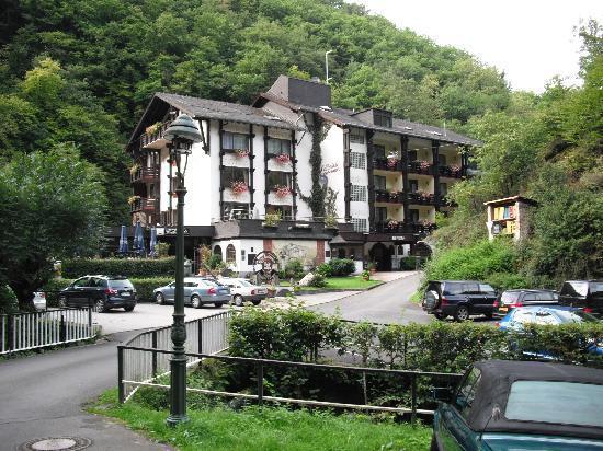 Hotel Weißmühle: Das Hotel
