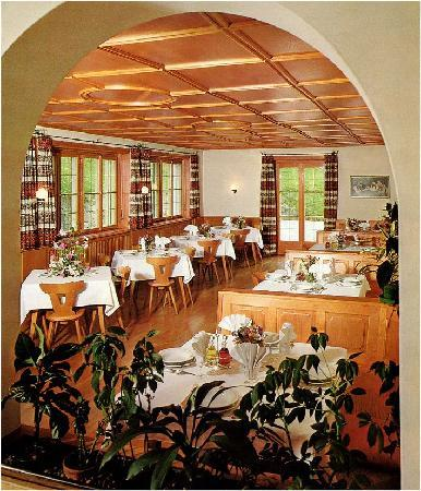Obereggen, Italien: Speisesaal