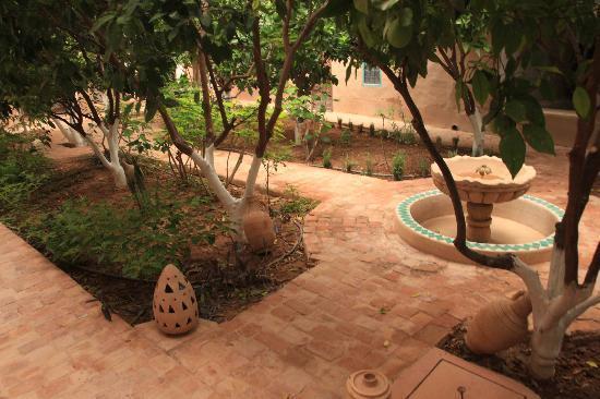 Dar Tara: un jardin