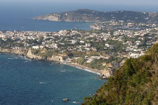 Isola d'Ischia, Italia: Ischia - Forio Punta Caruso