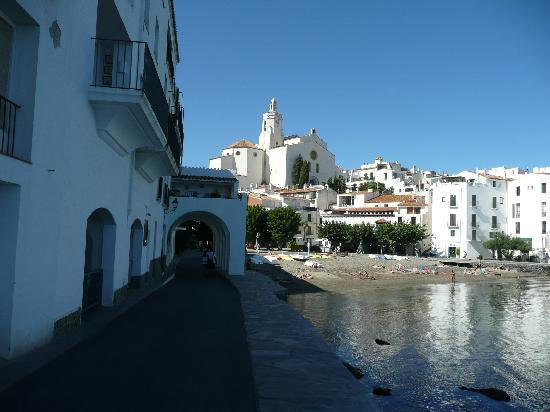 Cadaques, สเปน: One of Dali's most famous views