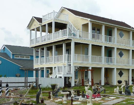 Sandbar Bed & Breakfast: The Sandbar Inn