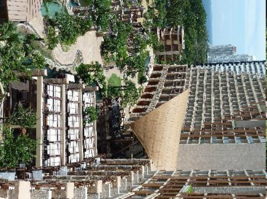 Centara Grand Mirage Beach Resort Pattaya : View from balcony 2
