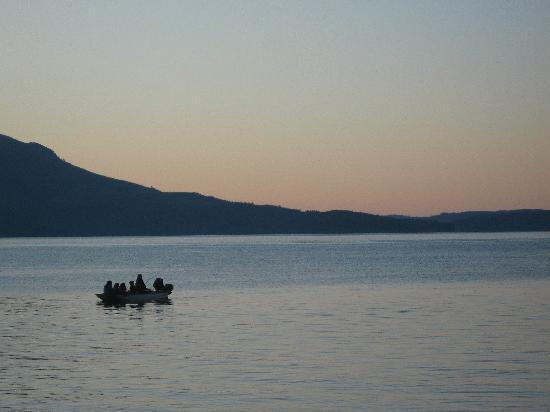 Scenic Beach State Park: Hood Canal