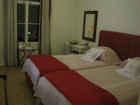 Angleterre Hotel: Standard room