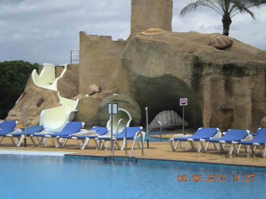 Playacartaya Spa Hotel : piscina