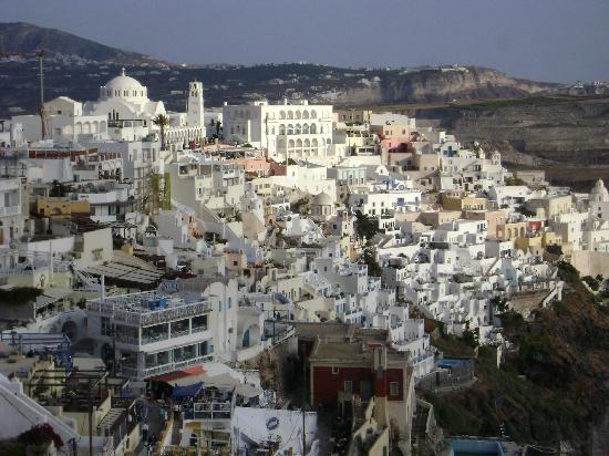 Imerovigli, Grecia: Santorini