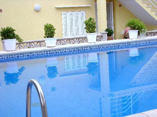 Hotel Panorama: Nice pool