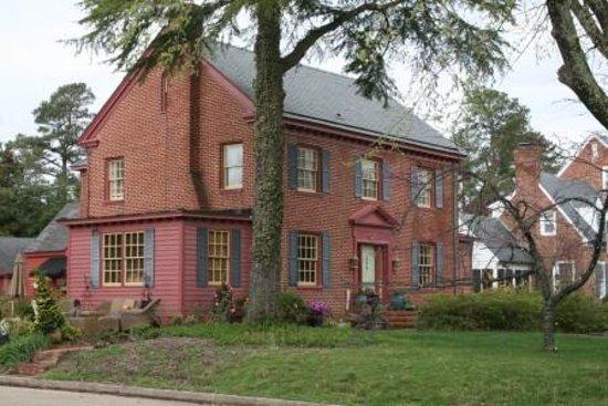 The Williamsburg Manor Bed and Breakfast : Williamsburg Manor