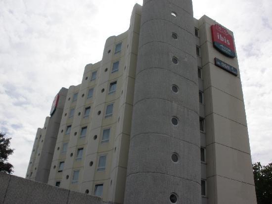 Ibis Bochum Zentrum: vu de l'extérieur