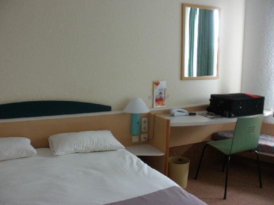 Ibis Bochum Zentrum: ma chambre au 5ème étage