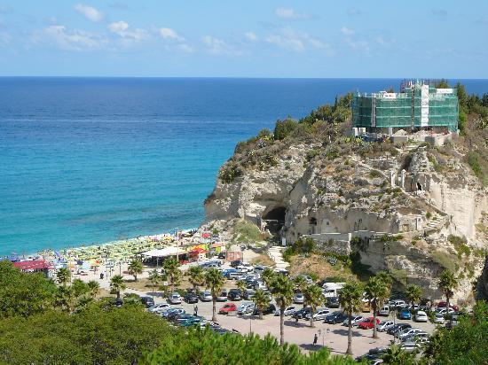 Hotel Grotticelle: Tropea