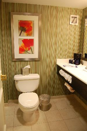 Basking Ridge, Nueva Jersey: bathroom