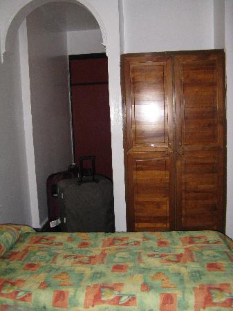 Zanobia Hotel: camera da letto