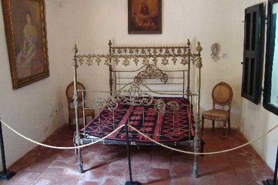 Museo Historico Jose Evaristo Uriburu: Interior Museo