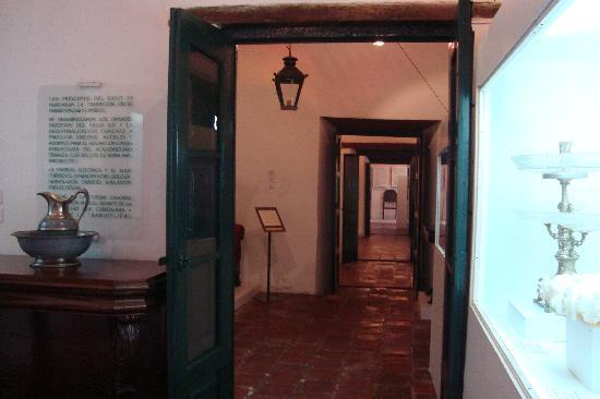 Museo Historico Jose Evaristo Uriburu: Interior