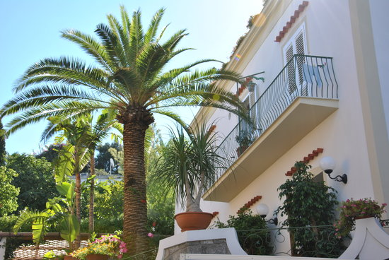 Hotel Villa Sirena-bild