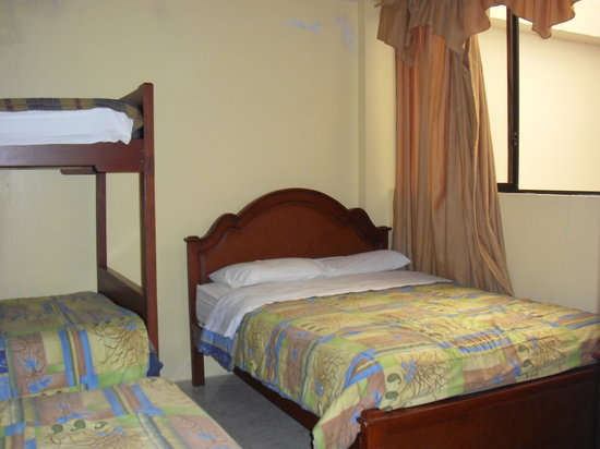 Hostal Kanoas: Habitación 304