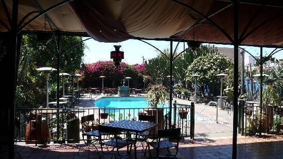Hotel Figueroa: Hotel- Pool
