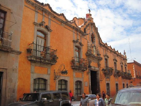 Queretaro, Mexique : Altes Hotel