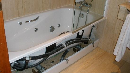 La Iruela, España: la bañera