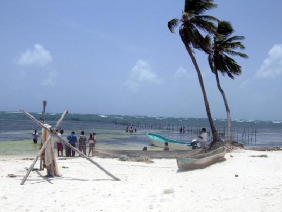 Península de Yucatán, México: mahahual pescatori