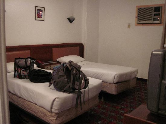 Santana Hotel: Hotel room