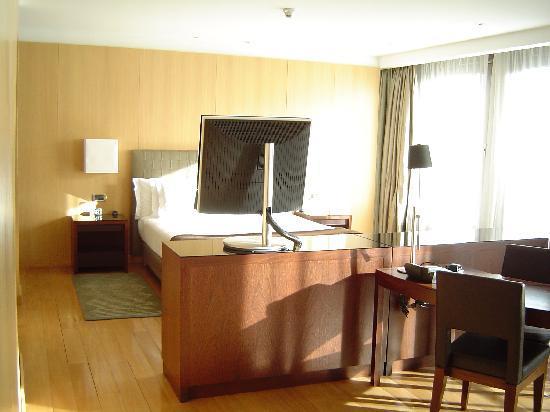 Palacio Duhau - Park Hyatt Buenos Aires: mein Zimmer! wow