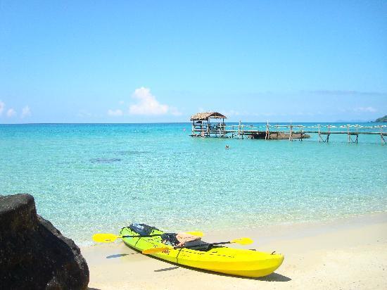 Shantaa Koh Kood: The beach