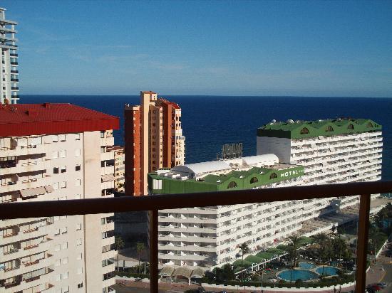 Ambar Beach Apartamentos - Unitursa: View from Balcony