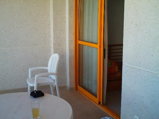 Ambar Beach Apartamentos - Unitursa: Balcony