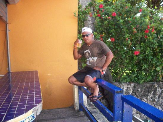 Coop Marena Beach Resort: hay que jumo
