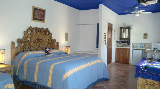 Hacienda Paraiso de La Paz Bed and Breakfast/Inn: Las Conchas Room