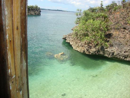Natago Beach Resort: view of natago's aquarium
