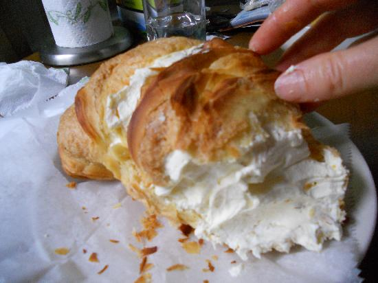 lobster tail - Picture of Modern Pastry Shop, Boston - TripAdvisor
