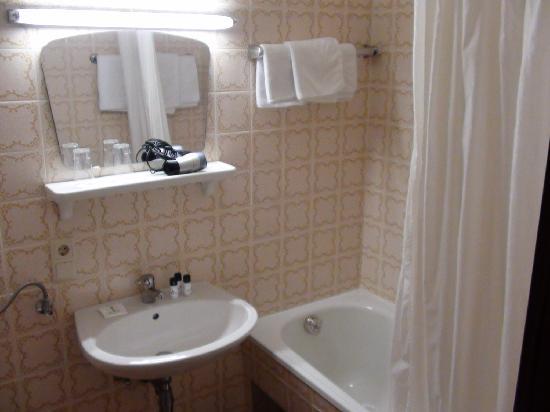AlpineResort: Badezimmer