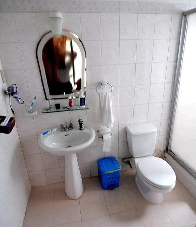 Thang Loi 1 Hotel: My bath
