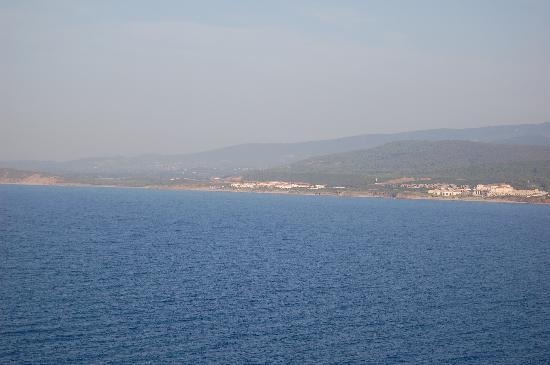 VClub Tabarka: vista villaggio