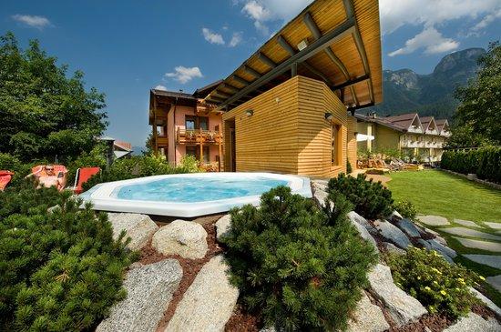 Sporthotel Rosatti: estate