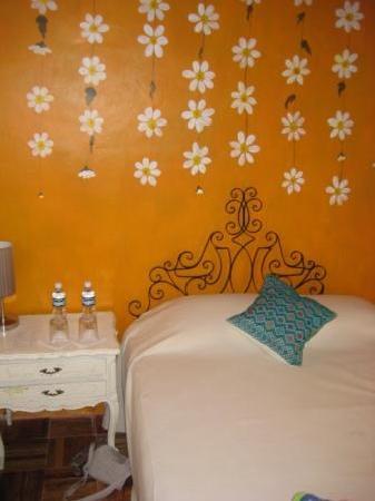 Posada Colibri - Hotel & Spa Temazcal: chambre