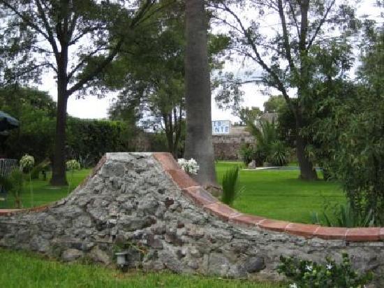 Foto De Posada Colibri Hotel Amp Spa Temazcal San Juan Teotihuacan Jardin Tripadvisor