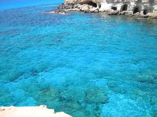 Ayia Napa, Cyprus: Clear Water