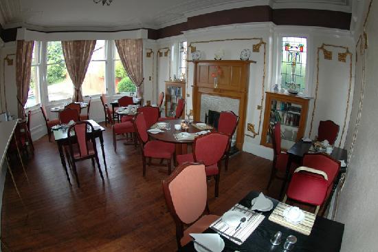 Boreland Lodge Hotel: Room upgrade