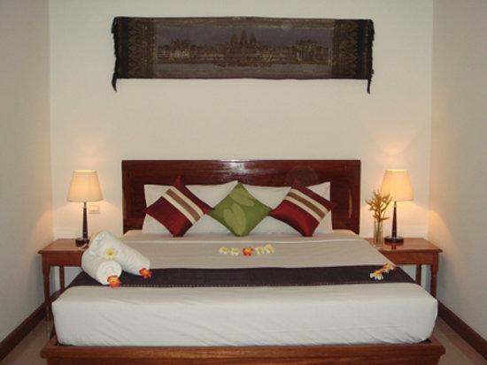 Preah Vihea Hotel : Deluxe  Double Room