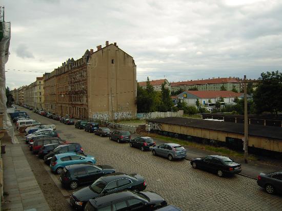 Tryp by Wyndham Dresden Neustadt: Vistas desde la habitación