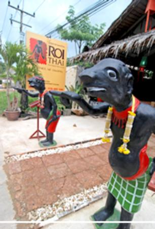 Roi Thai : Entrance