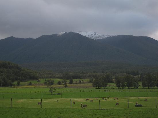 Lewis Pass Motels: Great views ....