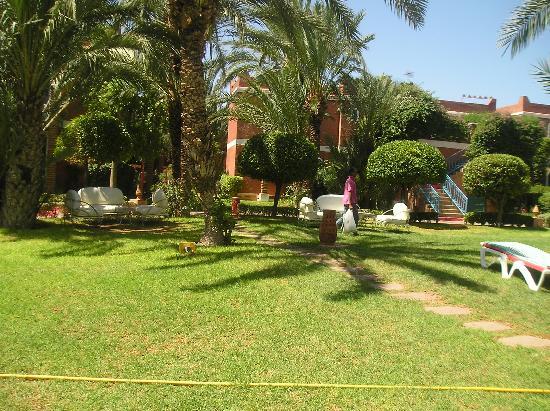 Kenzi Club Oasis : more gardens